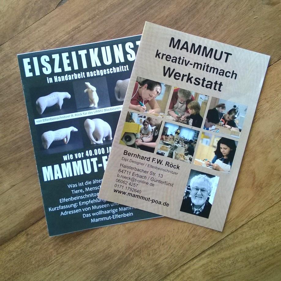 mammut elfenbein schnitzer @hamburg361