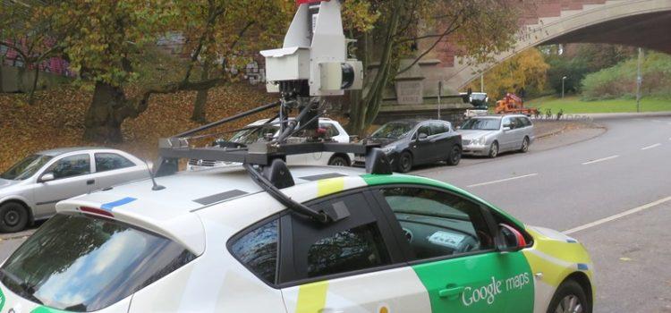 google streetview auto - hamburg361
