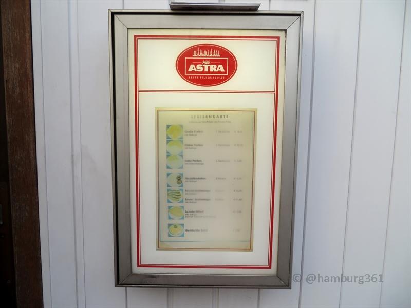 veddeler fischgaststätte speisenkarte menü - hamburg361