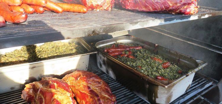 Bei Hopper Bräu zum Grünkohl-Essen